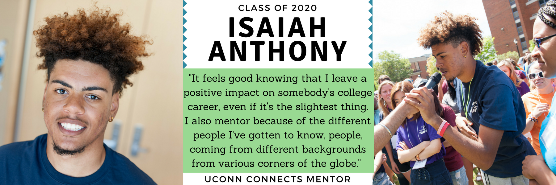 Isaiah Anthony Why I mentor